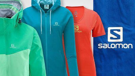 Výprodej dámského outdoorového oblečení Salomon
