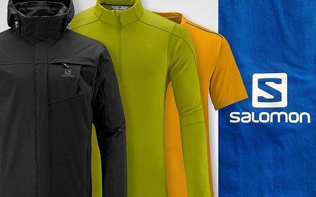 Pánské sportovní oblečení Salomon