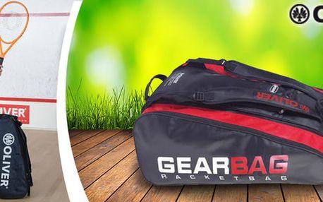Velká taška Oliver na sportovní vybavení