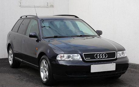 Audi A4 1.8 T, digi klima, kůže