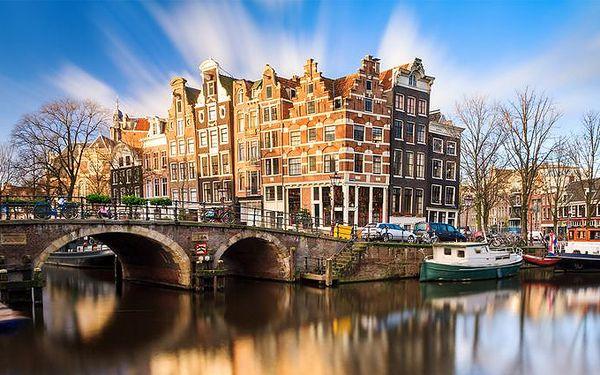 3denní zájezd do Amsterdamu s návštěvou rybářské vesničky a skanzenu pro jednu osobu