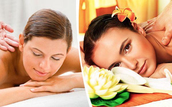 60minutová rekondiční olejová masáž