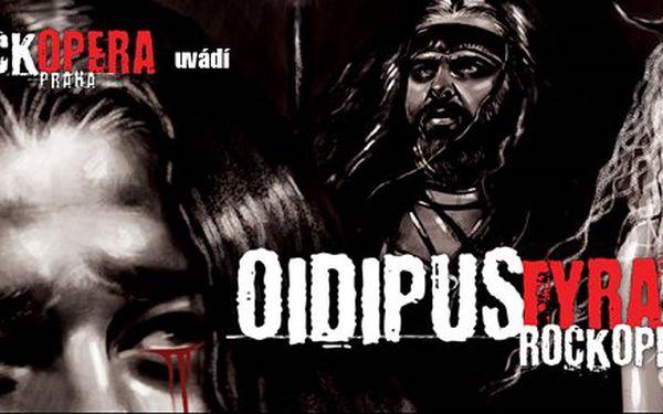 Oidipus Tyranus v RockOpeře Praha