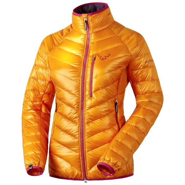 Vulcan Women Down Jacket spicy orange, oranžová, S