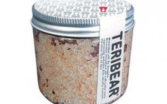 Teribear, sůl do koupele relaxační meduňka