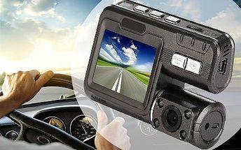 Auto kamery Xcam s nočním viděním