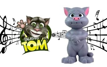 Zpívá, mluví a opakuje slova: Mluvící kocour Talking Tom