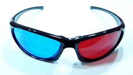 Užijte si naplno domácí kino zábavy s 3D brýlemi za super cenu 89 kč! Nejlevněji v historii!