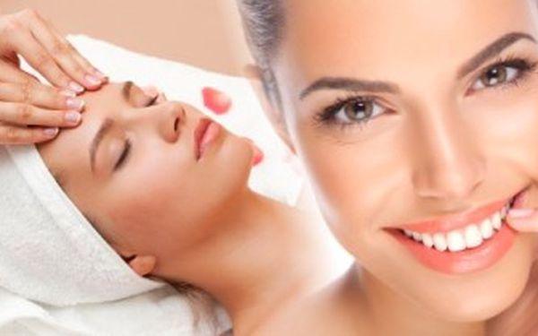 60minutové kosmetické ošetření pleti za super cenu! Ultrazvuková špachtle + liftingová masáž.