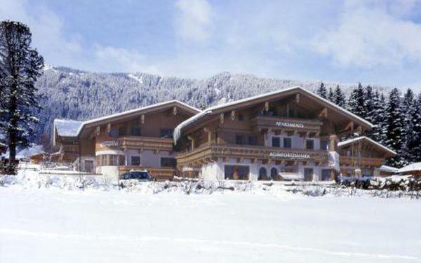 Rakousko, oblast Zillertal 3000 / Hintertux, bez stravy, ubytování v 4* hotelu na 8 dní