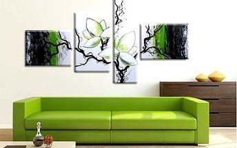 Nádherné ručně malované obrazy