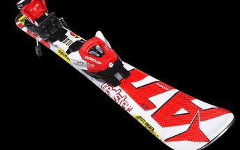 Sjezdové lyže pro nejmenší lyžaře Atomic Redster I (70 až 90cm)