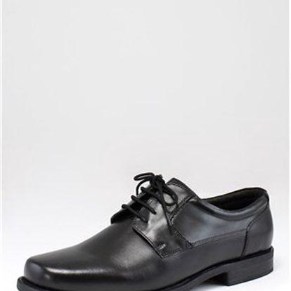 Pánské boty, černá