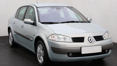 Renault Mégane 1.6 16V, + sada kol