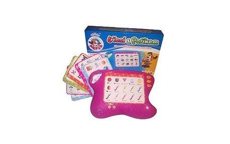 Dětský multi tablet Učení s Pafíkem