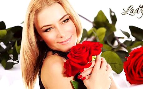 Věčné růže - květiny, které 2 roky neuvadnou