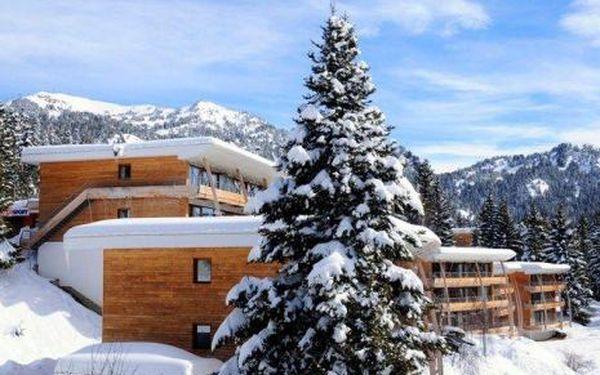 Francie, oblast Francouzské Alpy, bez stravy, ubytování v 3* hotelu na 8 dní
