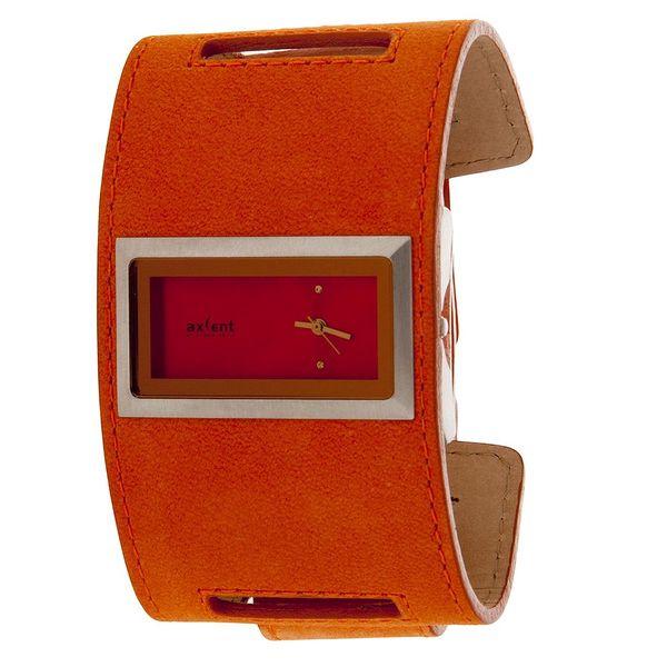 Módní kožené dámské hodinky Axcent X69911-835
