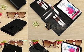 Multifunkční pouzdro na mobil LG G3 a poštovné ZDARMA! - 30514362