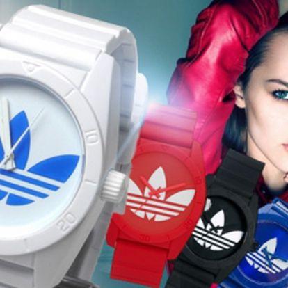 Kvalitní a designové hodinky ADIDAS za poloviční cenu! Opravdu stylový značkový doplňěk v 5 barvách!