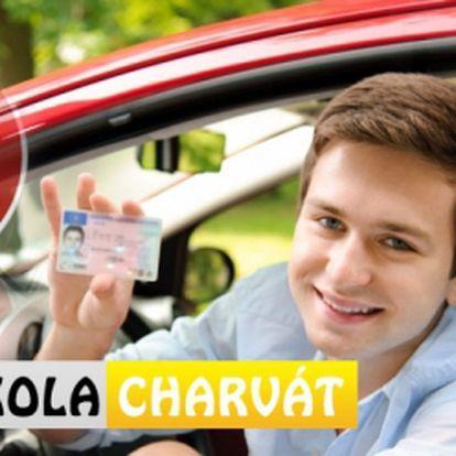 ŘIDIČSKÝ PRŮKAZ sk. B za 6999 Kč v Autoškole Charvát! Nyní zaplatíte 2999 Kč a zbytek při přihlášení do autoškoly!