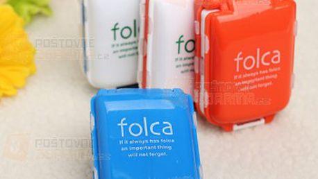 Krabička na léky - 4 barevná provedení a poštovné ZDARMA! - 9999913076