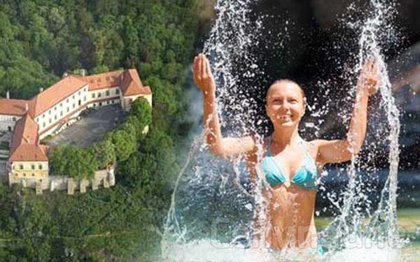 Pojďte za vínem, relaxací a kulturou do Znojma! 3* hotel s polpenzí za super cenu