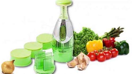 Univerzální kráječ na zeleninu a bylinky, od renomovaného výrobce Bohmann!