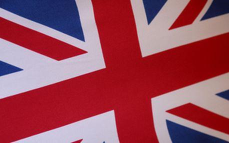 Skupinový kurz angličtiny pro pokročilé začátečníky až mírně pokročilé 1×týdně 90 minut (po.7.10-8.40)