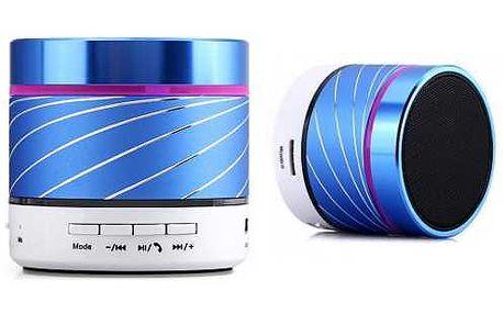 Bluetooth reproduktor s MP3 přehrávačem, rádiem, USB vstupem as AUX vstupem pro připojení . - Model 2