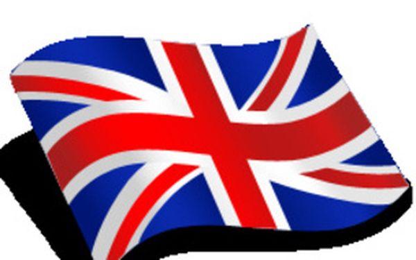 Dvouměsiční kurz angličtiny pro pokročilé začátečníky až mírně pokročilé 1×týdně 90 minut (út 16:20-17:50)
