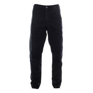 Pánské tmavé kalhoty Aeronautica Militare