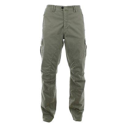 Pánské kalhoty s řadou kapes Aeronautica Militare