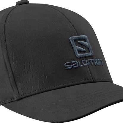 Salomon cap, černá, S/M
