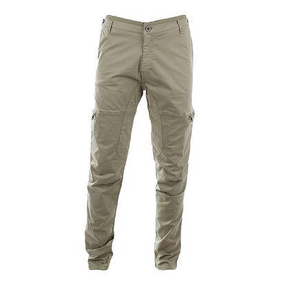 Pánské kalhoty se zipovými kapsami na nohavicích Aeronautica Militare
