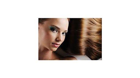 Aplikace brazilského keratinu - regenerace vlasů!