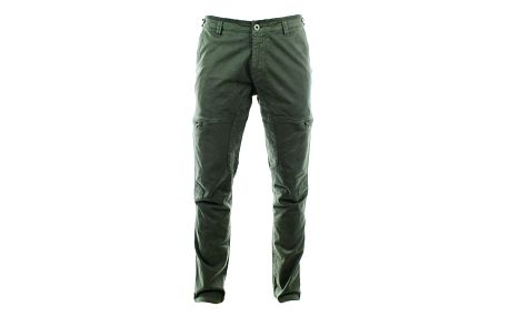 Pánské kalhoty se zipovými kapsami Aeronautica Militare