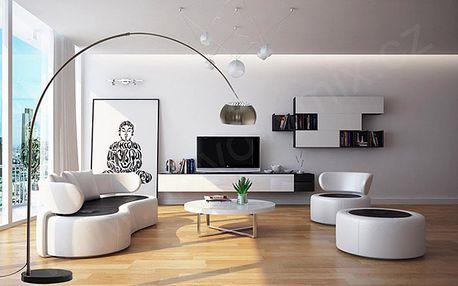 Exkluzivní dárek! Designová interiérová lampa