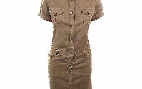 Dámské košilové šaty Aeronautica Militare