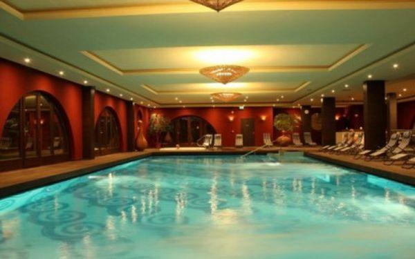 Luxusní víkend v Budapešti ve 4* hotelu s neomezeným wellness