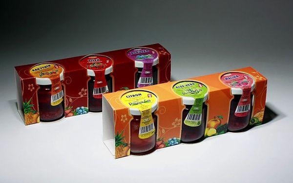 Pečené čaje - balení 3 ks - vyzkoušejte vynikající čaj ze 100 % ovoce!