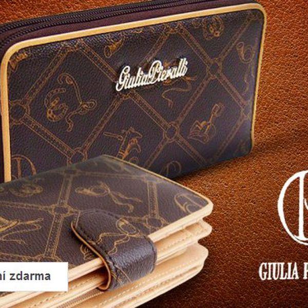 Dámské peněženky Giulia Pieralli
