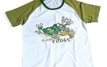 Diddl & Friends Tričko Cool Frogs vel. 150