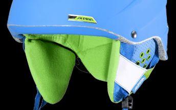 Stylová lyžařská helma Alpina Grap