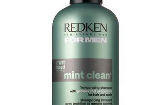 Redken Posilující šampon pro muže Mint Clean (Invigorating Shampoo) 300 ml