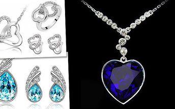 Překrásné šperky, ve kterých zazáříte