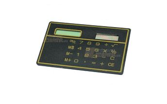 Solární mini kalkulačka a poštovné ZDARMA! - 31004965