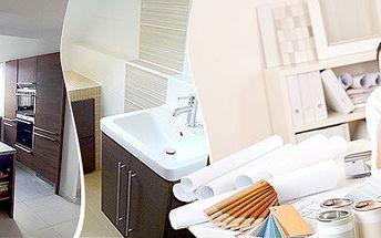 3D návrh místnosti od známé bytové designérky