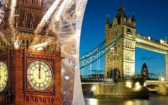 Silvestr v Londýně za 4999 Kč – 5denní autokarový zájezd s hotelem IBIS a s návštěvou Oxfordu! Velkolepé oslavy ve vánočním Londýně jsou zážitek na celý život! Tradiční HIT CK Hello Tour.
