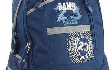 Studentský batoh Rams 23 Batoh, Rams 23